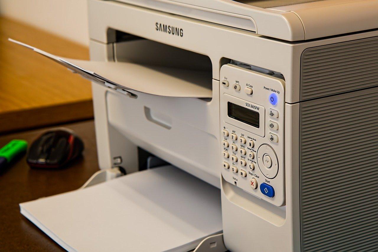 Multifunkionsdrucker mit FAX