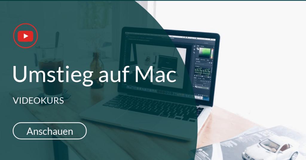 Einsteigerkurs Mac OS